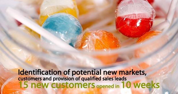 new markets identification